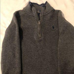 Boys Polo 3t sweater